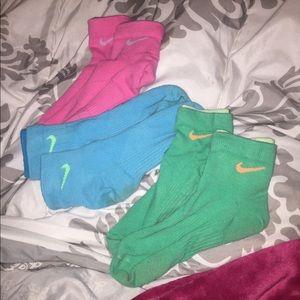 Women's Nike Flip side Socks